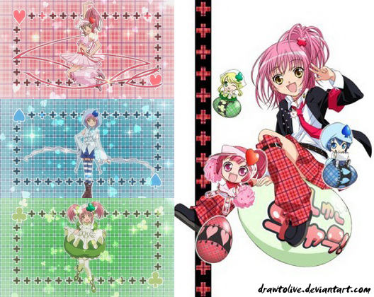 Shugo Chara - Chara Transform by DrawToLive