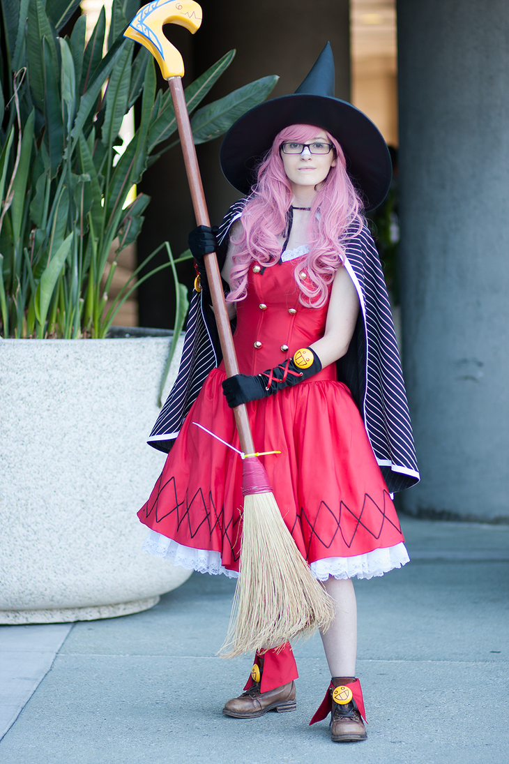 Dungeon and Fighter - Witch Cosplay by PipsyPop