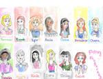 Disney Daughters