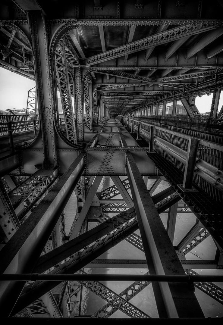 HDR Industrial Latice by braxtonds