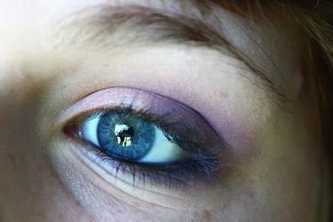 Eye Stock 23 by somebodyaf