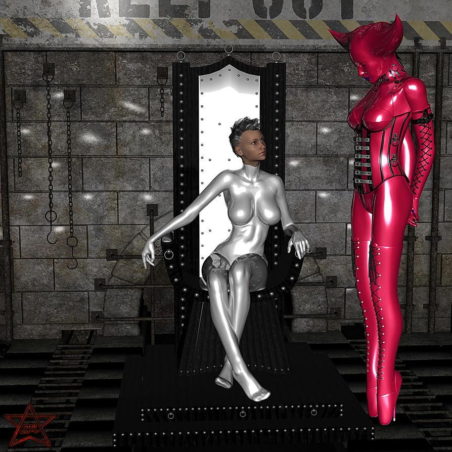 Latex Mistress by AgniDog