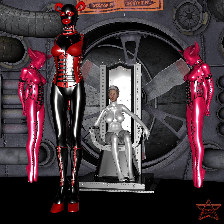 Latex Mistress 2 by AgniDog