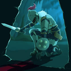 Goblin Slayer by tramposin