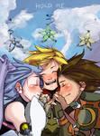 Kingdom Hearts - Hold Me by Kirabook