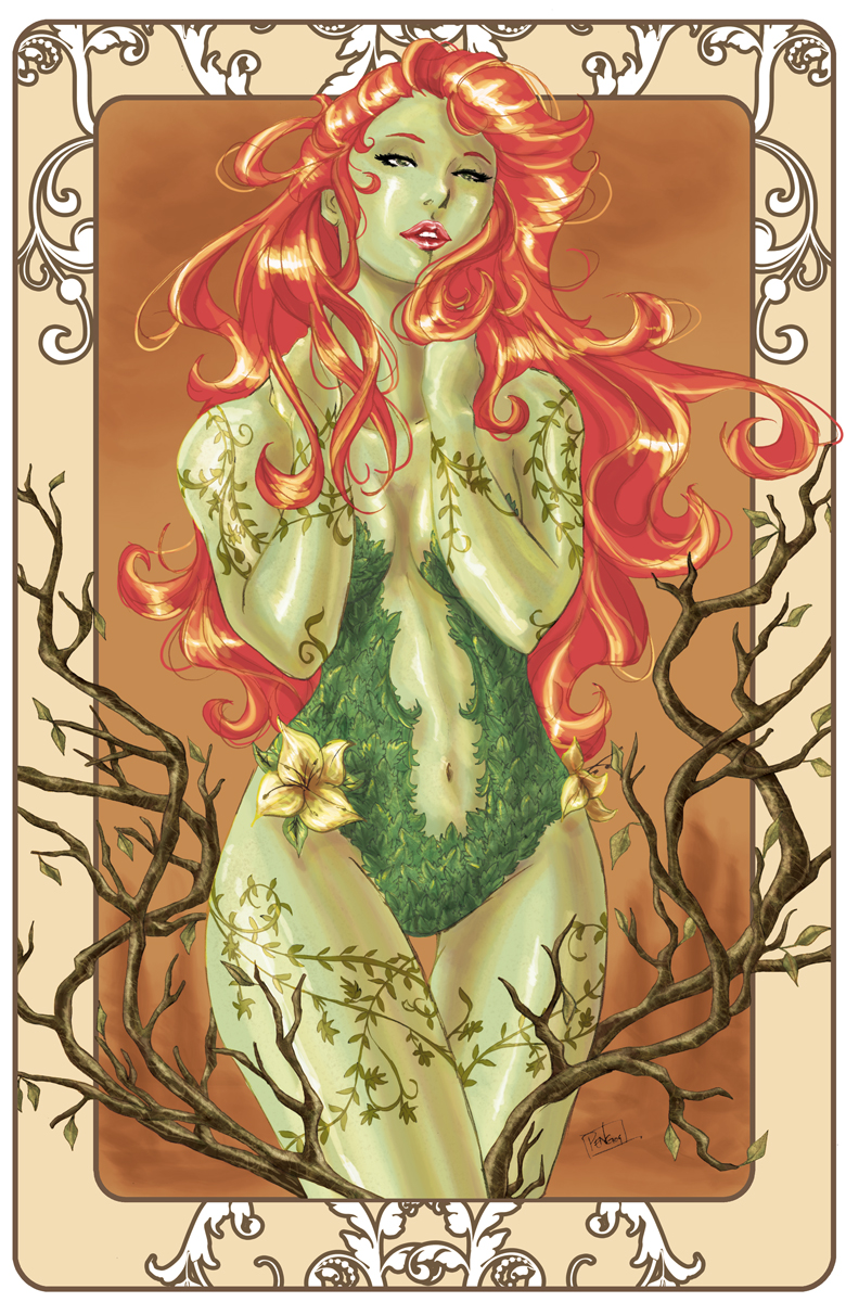 poison ivy by Peng-Peng