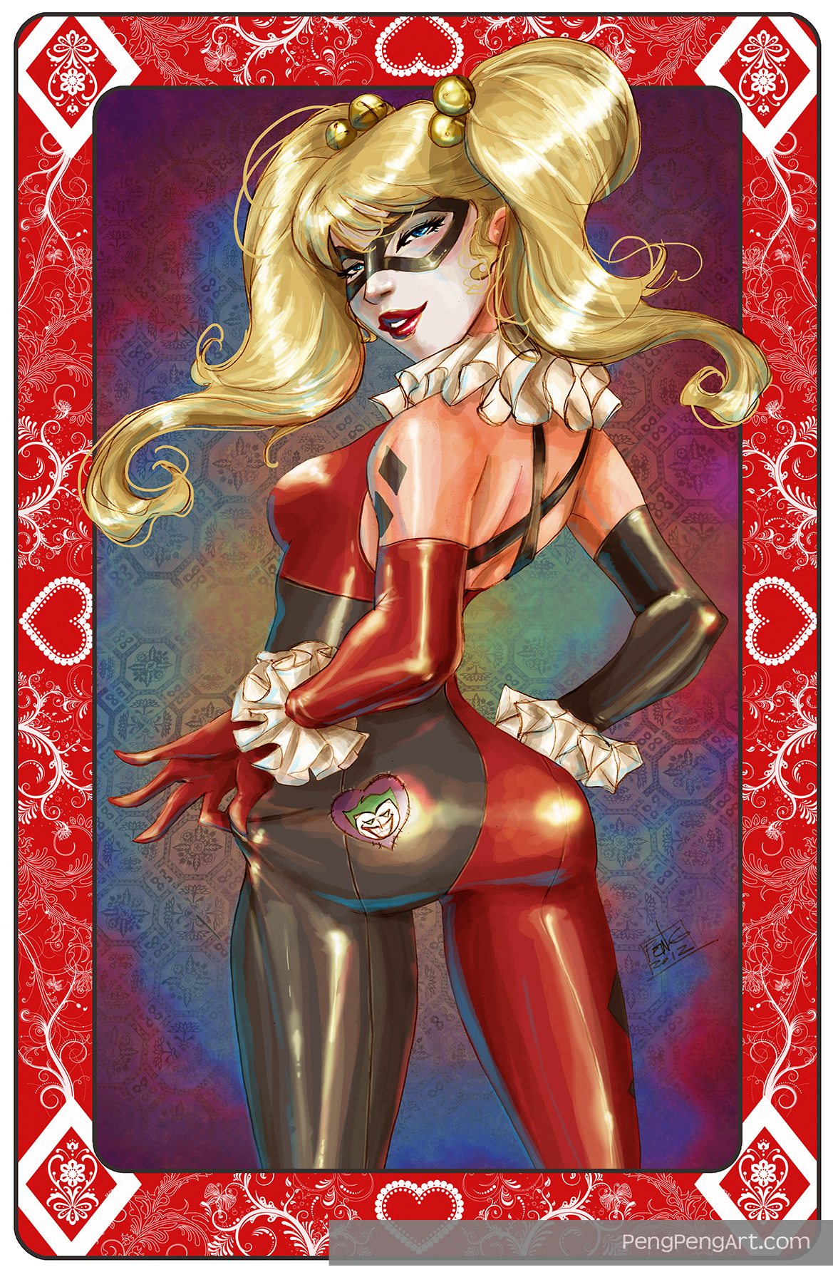 harley puddin' by Peng-Peng