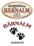 Baernalm  Logoentwicklung