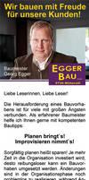 Egger Bau  Bautipp Advertisment