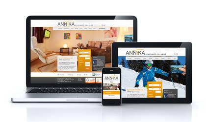 Annika Appartements (Responsive)