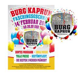 Burg Kaprun / Faschingsgschnas