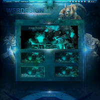 Webdesign by Bijou44