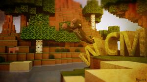 Minecraft Style #5 by Bijou44