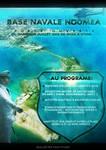 Affiche Base Navale Noumea