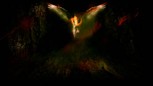 Fallen Angel - Wallapaper