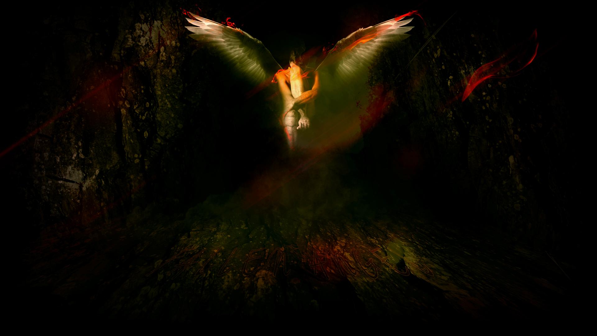 Fallen Angel - Wallapaper