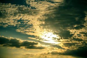 Sky sunset by Bijou44