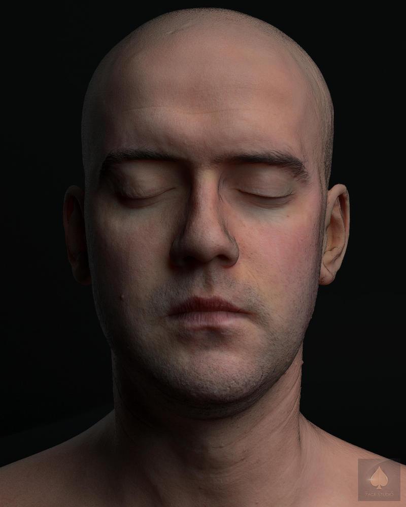 Rendu 3D : Entrainement au SSS sous VRay sur C4D by Bijou44