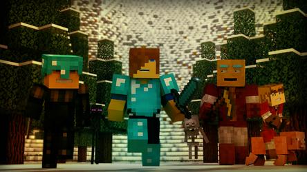 Minecraft : L'Age de Glace