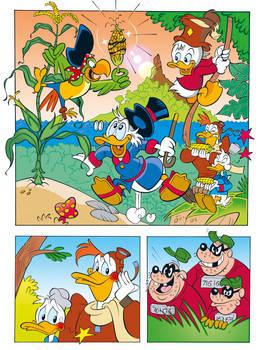 Ducktales: Gold Corn