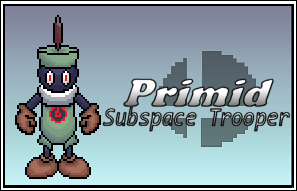 Primid Sprite by Shadow-Dinosaur