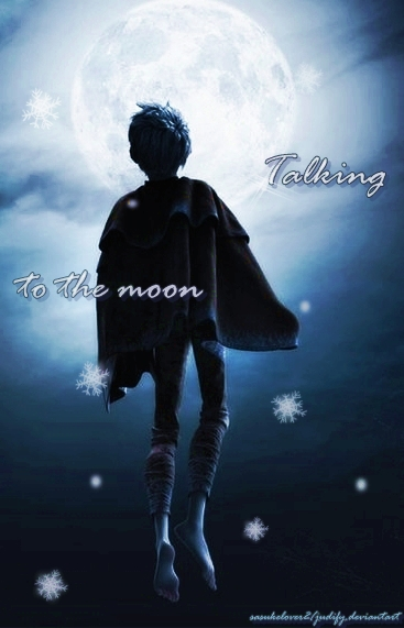 Talking to the Moon - Jack Frost by sasukelover2