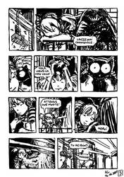 Monster and Girl - Comic - page 3 by alberic