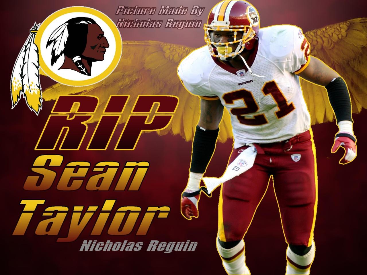 Redskins Wallpaper Sean Taylor Sean Taylor Wallpaper