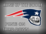 Patriots Trollface
