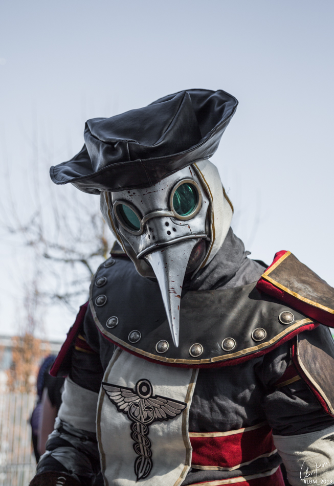 Assassins Creed Doctor By Christophermarx On Deviantart