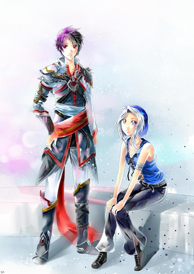 COM ZenXAriya by Risa1