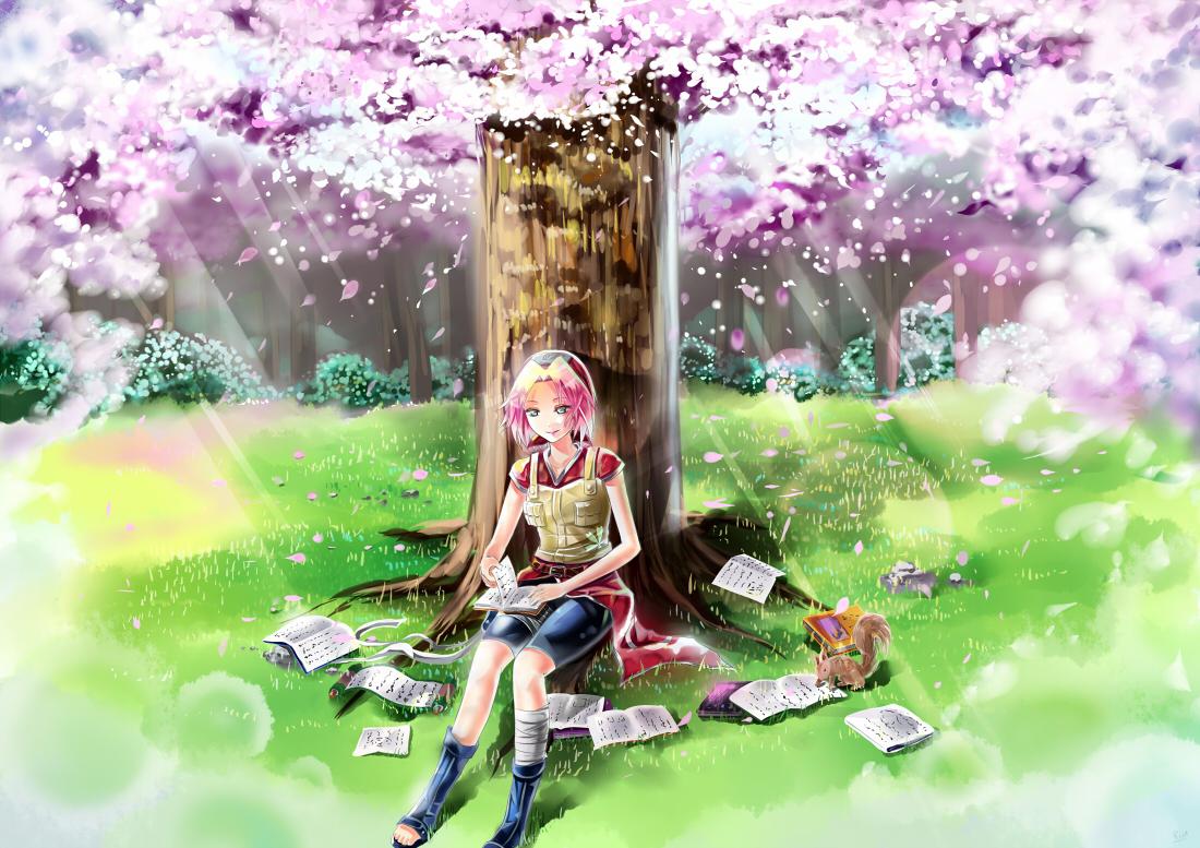 COM Sakura by Risa1