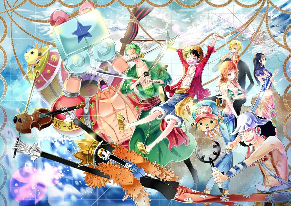 One Piece By Risa1 On Deviantart