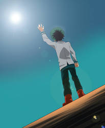 My Hero by Risa1