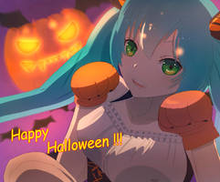 Happy Halloween 2017 by Risa1