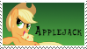 Applejack Stamp by Spartkle