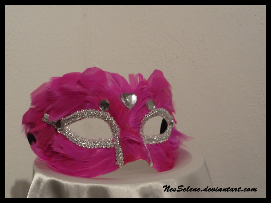 """Pink Paradise"" front by NesSelene"