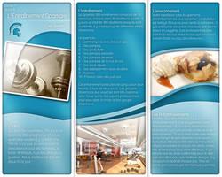 Health Brochure by yjcrookie