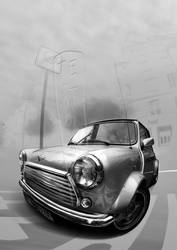 Mini Cooper by TsTdesign