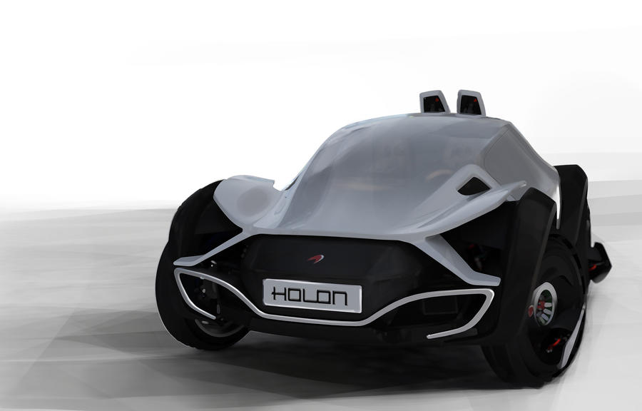 McLaren Holon Concept 20 by TsTdesign