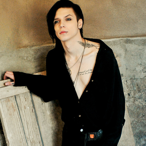Andy Biersack by Andy-Sixx-Lover18Andy Biersack 18