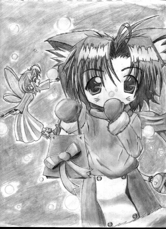Nekowinter by Kyousuke