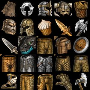 Warcraft 3 Icons