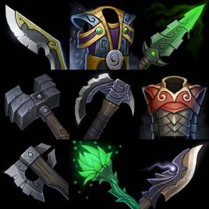 Warcraft 3 Icons Part 4