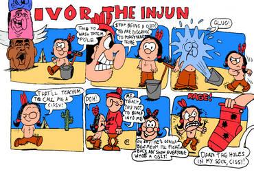 Ivor the Injun by Old-Freddy
