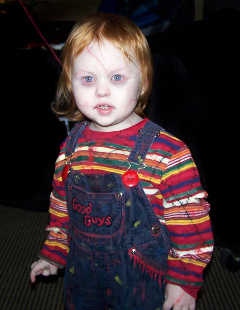 chucky costume for toddler - photo #6
