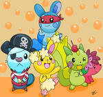 HTF + Pokemon
