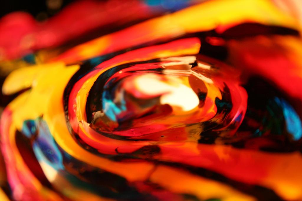 Rainbow Tunnel by shadoj