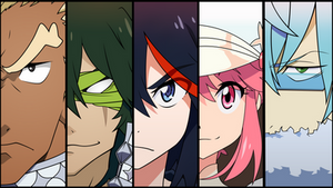 Kill La Kill Battle Royal