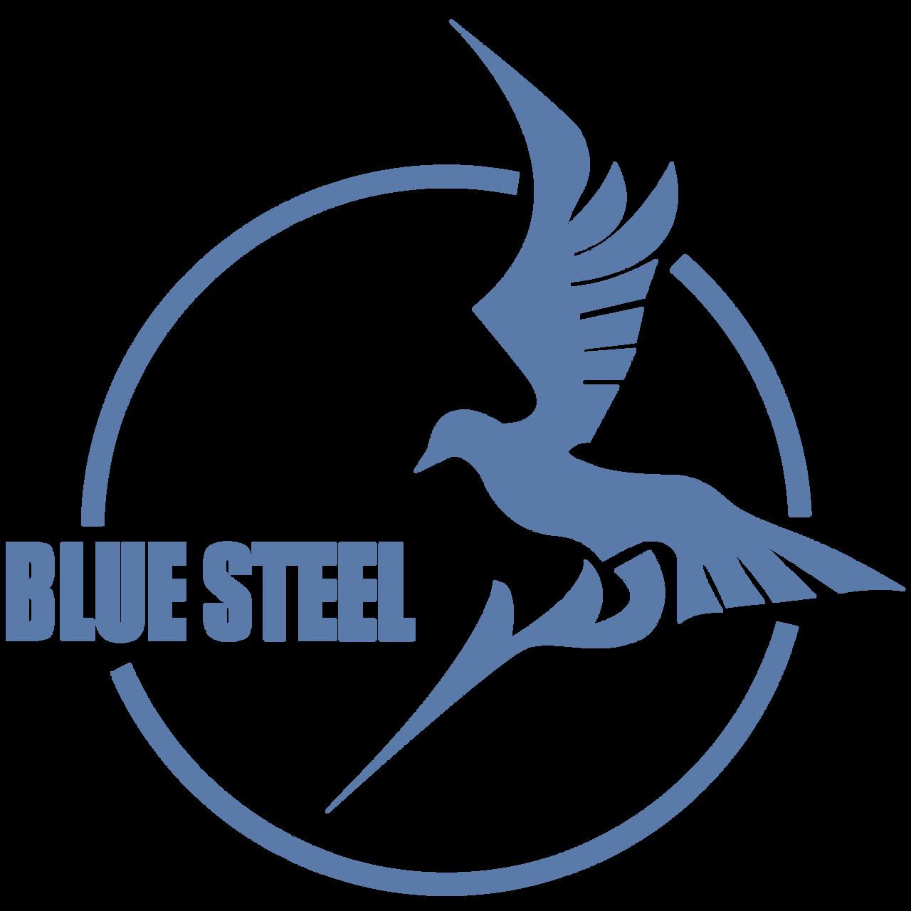 Arpeggio of Blue Steel logo vector by tobuei on DeviantArt